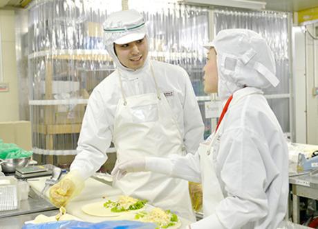 お弁当の盛付スタッフ募集!未経験でも大歓迎料理が好きな方にはピッタリのお仕事です